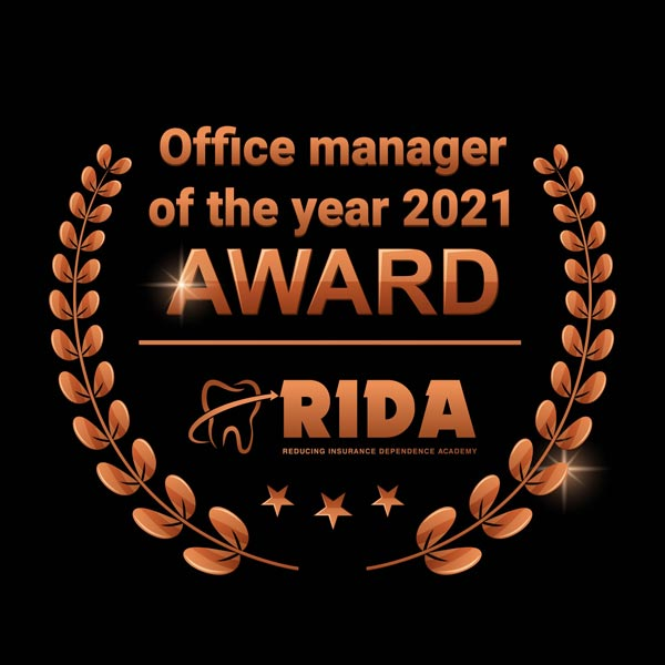 Office manager of the year